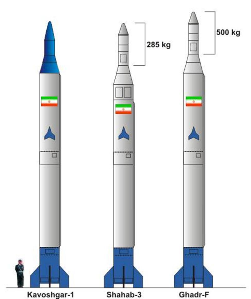 073113 1146 17 Ракеты носители Ирана. Часть III