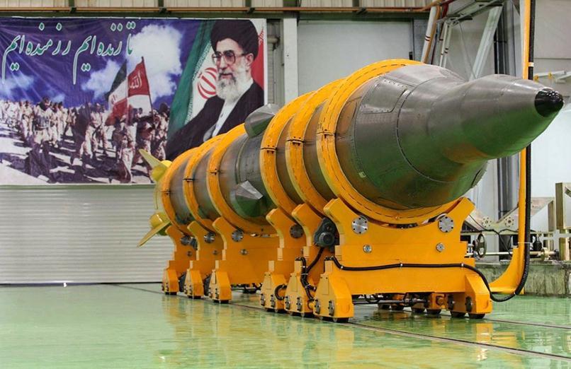 073113 1146 20 Ракеты носители Ирана. Часть III