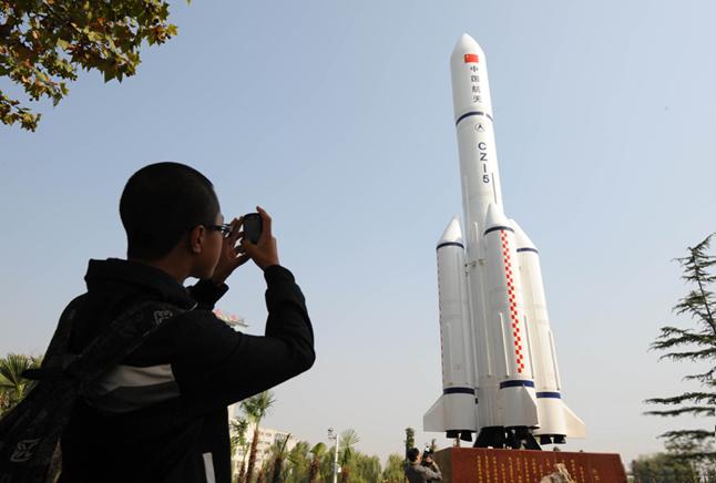 081313 2135 3 Китайские ракета носители нового поколения. Часть I
