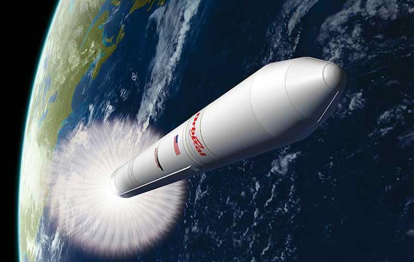 083013 1511 5 Ракета носитель Taurus II. Часть II