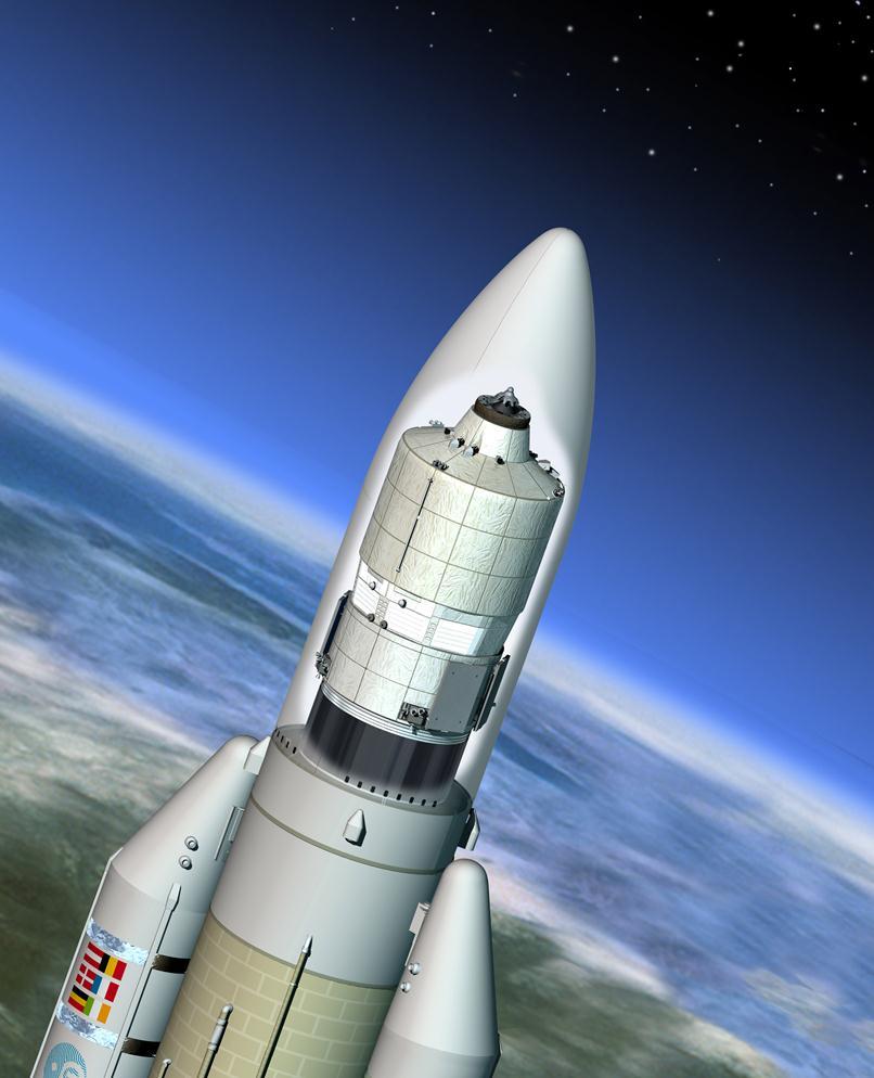 083013 1511 8 Ракета носитель Taurus II. Часть II