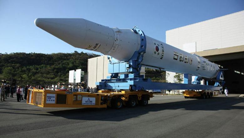 091213 1437 1 Ракеты носители Южной Кореи. Часть III
