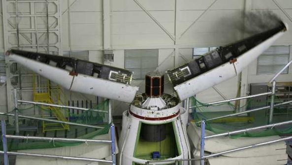091213 1437 2 Ракеты носители Южной Кореи. Часть III