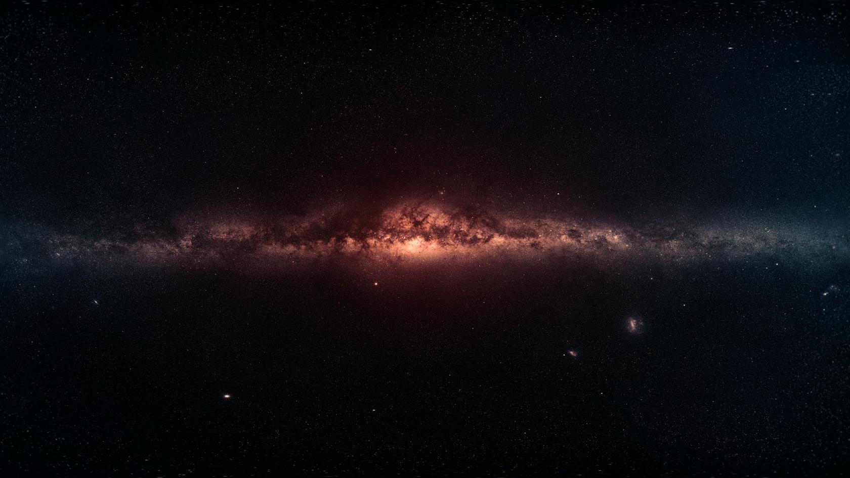 1 Затерянные в космосе: гигантские размеры Вселенной сводят на нет вероятность обнаружения разумной инопланетной жизни