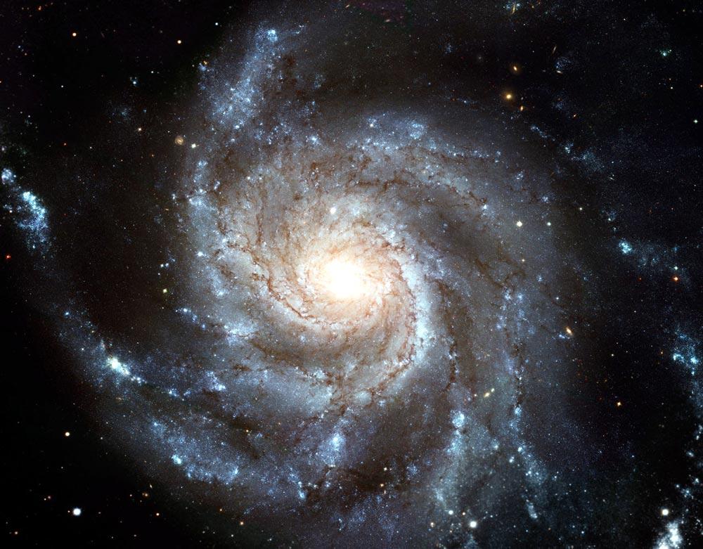 2 Затерянные в космосе: гигантские размеры Вселенной сводят на нет вероятность обнаружения разумной инопланетной жизни