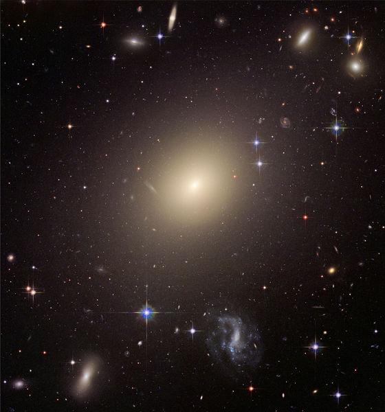 4 Затерянные в космосе: гигантские размеры Вселенной сводят на нет вероятность обнаружения разумной инопланетной жизни