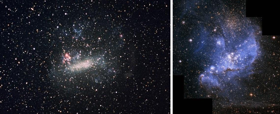 6 Затерянные в космосе: гигантские размеры Вселенной сводят на нет вероятность обнаружения разумной инопланетной жизни