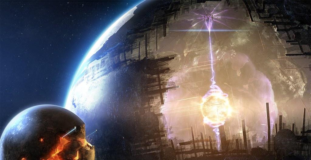 7 Затерянные в космосе: гигантские размеры Вселенной сводят на нет вероятность обнаружения разумной инопланетной жизни