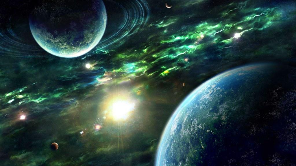 1 Пять самых необычных теорий и предположений из области астрономии