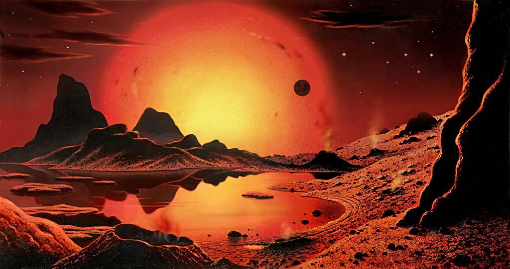666 Самая близкая к Солнцу звезда