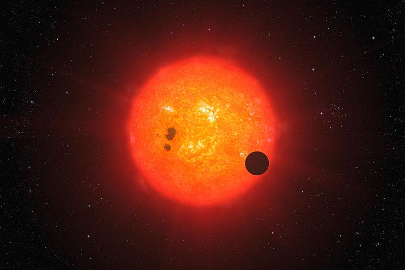 p1 Самая близкая к Солнцу звезда