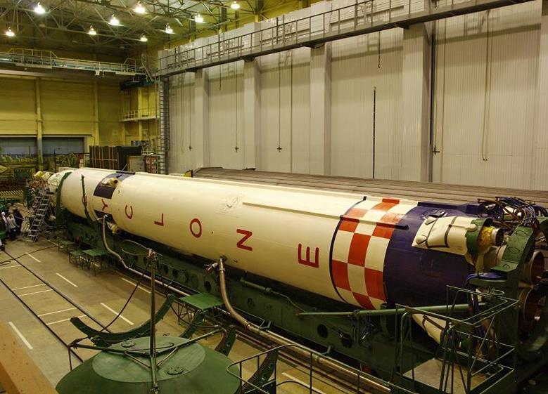 111813 1632 1 Состояние ракет носителей легкого класса в России. Часть I