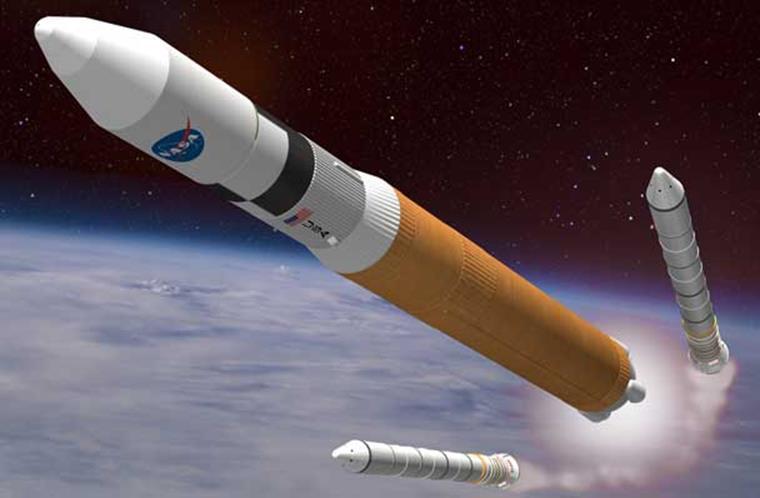 112413 1117 1 Использование модульного принципа построения при разработке перспективных ракет носителей. Часть I