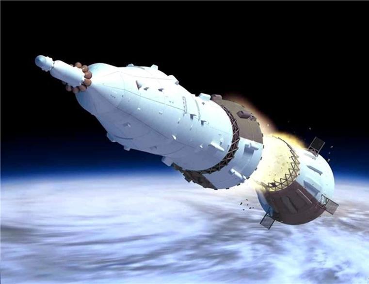112413 1117 3 Использование модульного принципа построения при разработке перспективных ракет носителей. Часть I