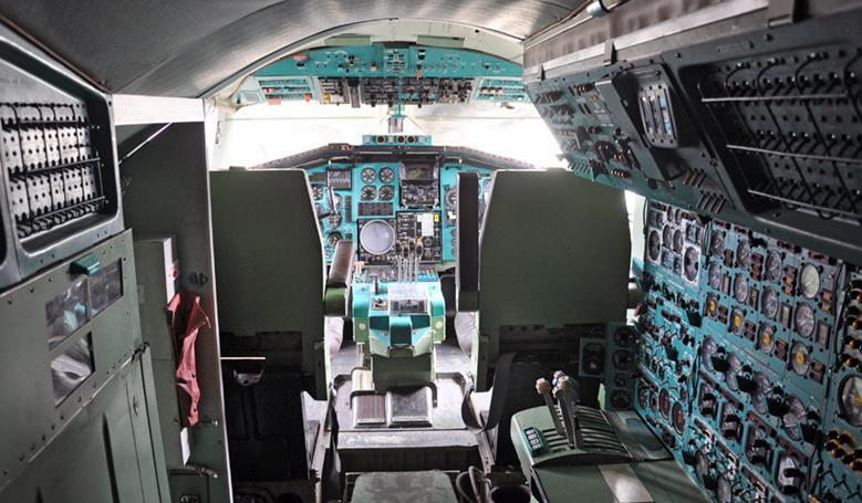 112713 1410 9 Ту 144: первый полет. Часть II