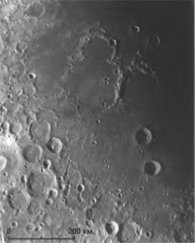 012714 1054 4 Лунные материки и моря. Часть I