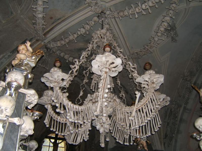 o2 Самое зловещее место в Чехии   костехранилище в Седлеце