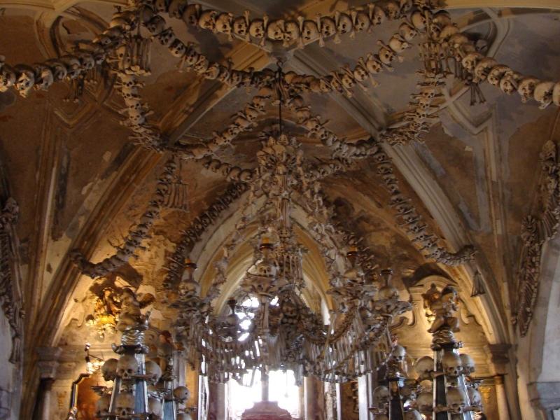 o3 Самое зловещее место в Чехии   костехранилище в Седлеце