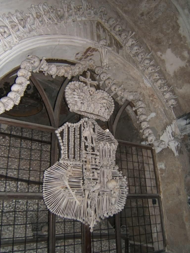 o4 Самое зловещее место в Чехии   костехранилище в Седлеце