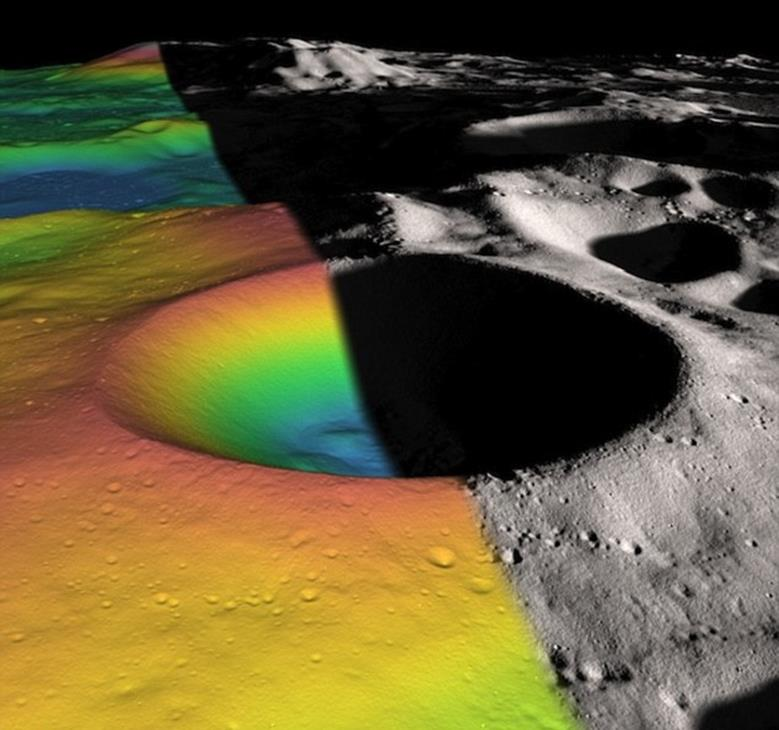 032014 1022 5 Вода в полярных областях Луны. Часть V
