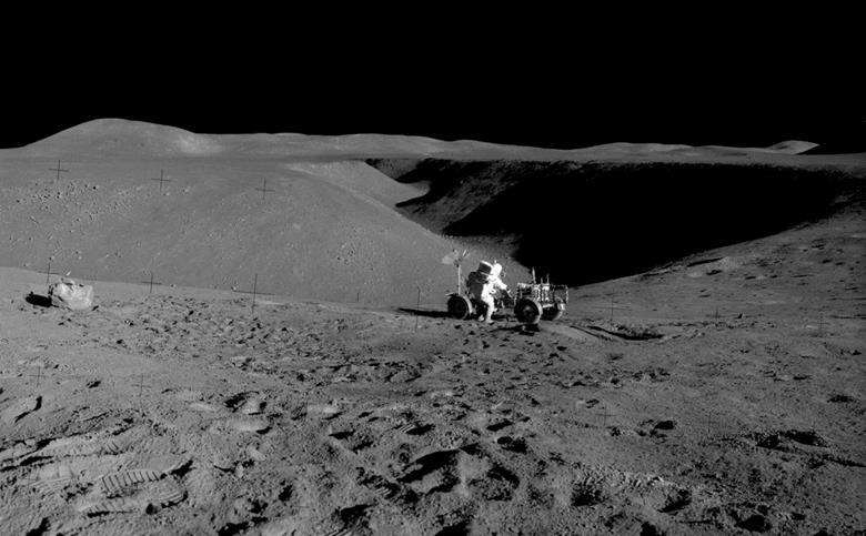 040314 2036 1 Задачи исследования поверхности Луны. Часть II