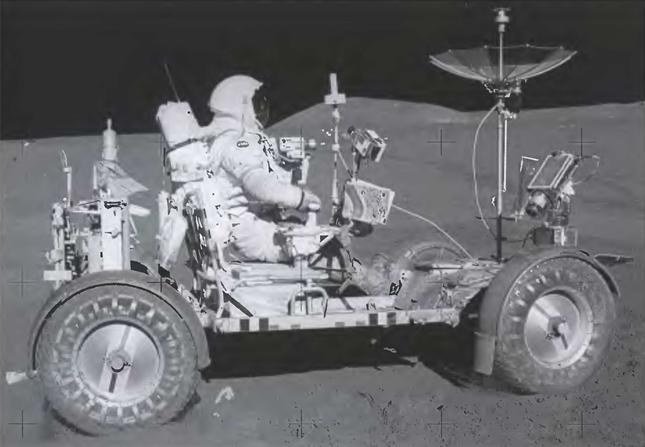 042214 2336 6 Первые экспедиции на Луну американских астронавтов. Часть VII