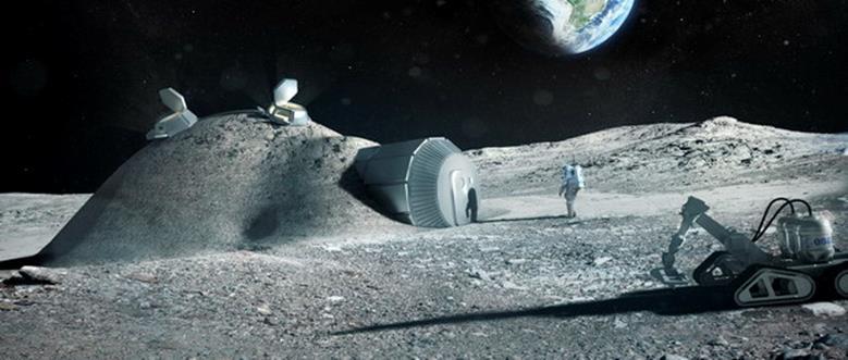 043014 2217 15 Материально производственный потенциал Луны в преодолении экологических кризисов Земли. Часть II