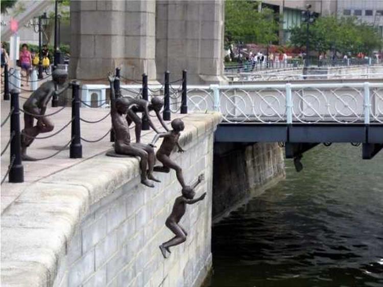081714 2039 9 20 лучших современных скульптур со всего света
