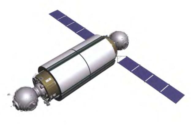122514 1228 3 Возможность создания космопорта в окололунном пространстве. Часть IV
