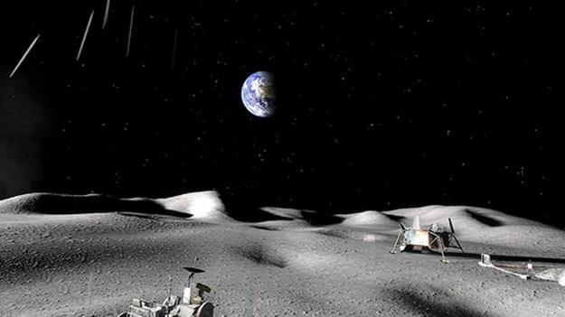012315 1418 7 Повышение эффективности транспортных операций и оценка грузопотоков на первых этапах освоения Луны. Часть II