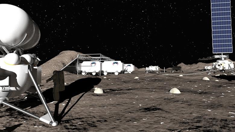 012615 1444 1 Повышение эффективности транспортных операций и оценка грузопотоков на первых этапах освоения Луны. Часть III