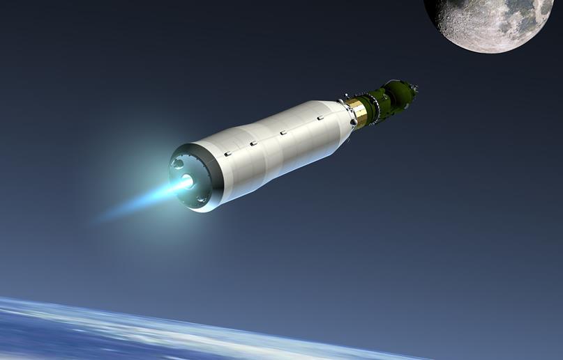 012815 1538 3 Ракеты носители для обеспечения грузопотока Земля — орбита спутника Земли. Часть I
