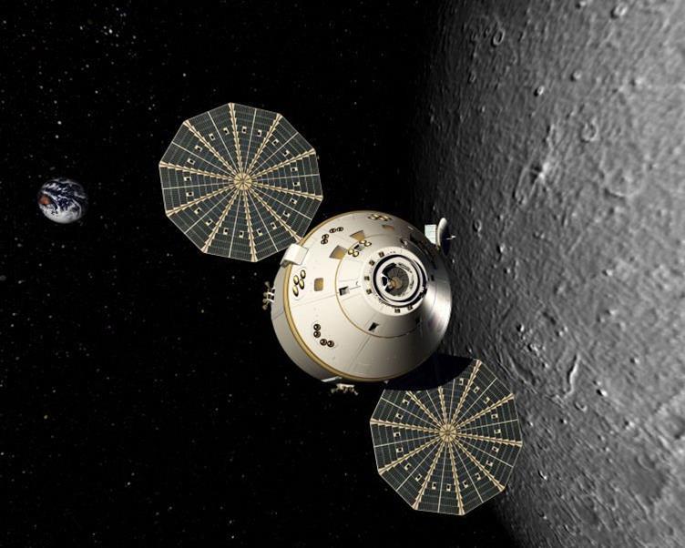 020915 1452 5 Освоение Луны: малый разгонный блок на основе жидкостного ракетного двигателя