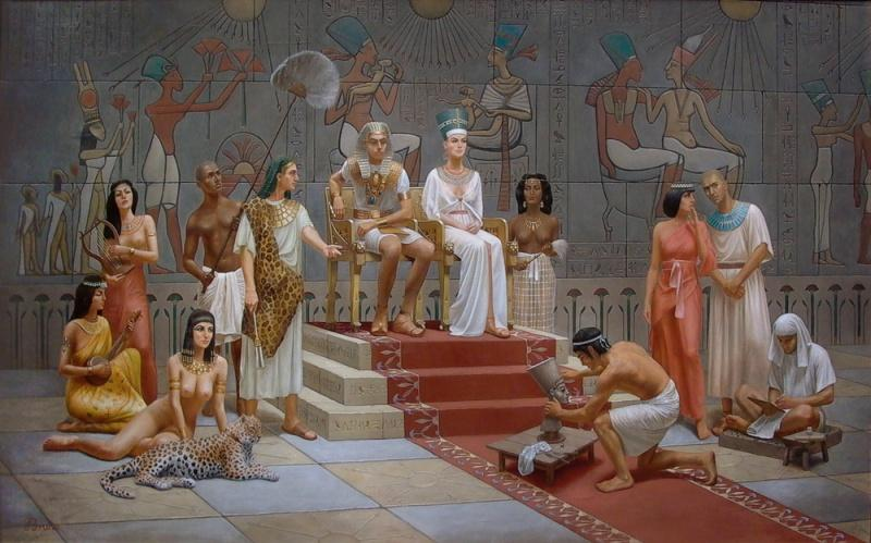 11 Древний Египет: мифы и ляпы