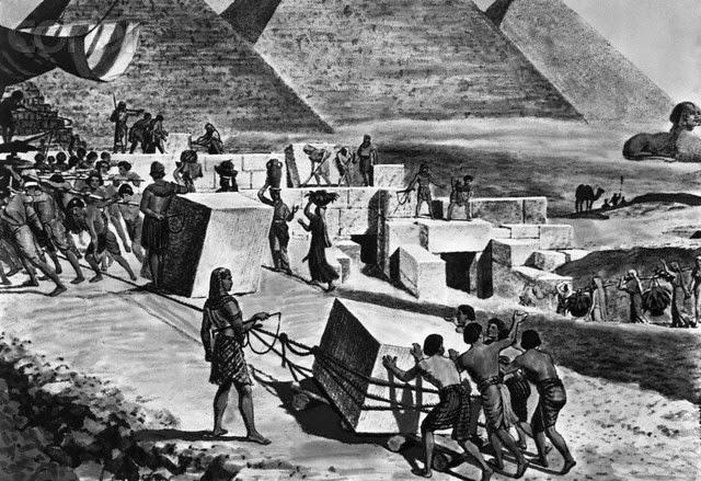 a4 Древний Египет: мифы и ляпы