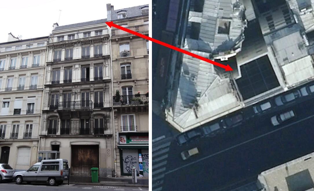 3 Фальшивые здания