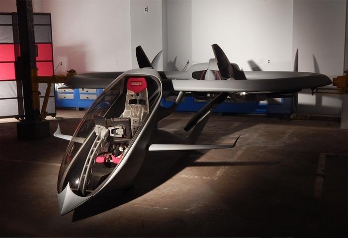 0 Вертолёт будущего