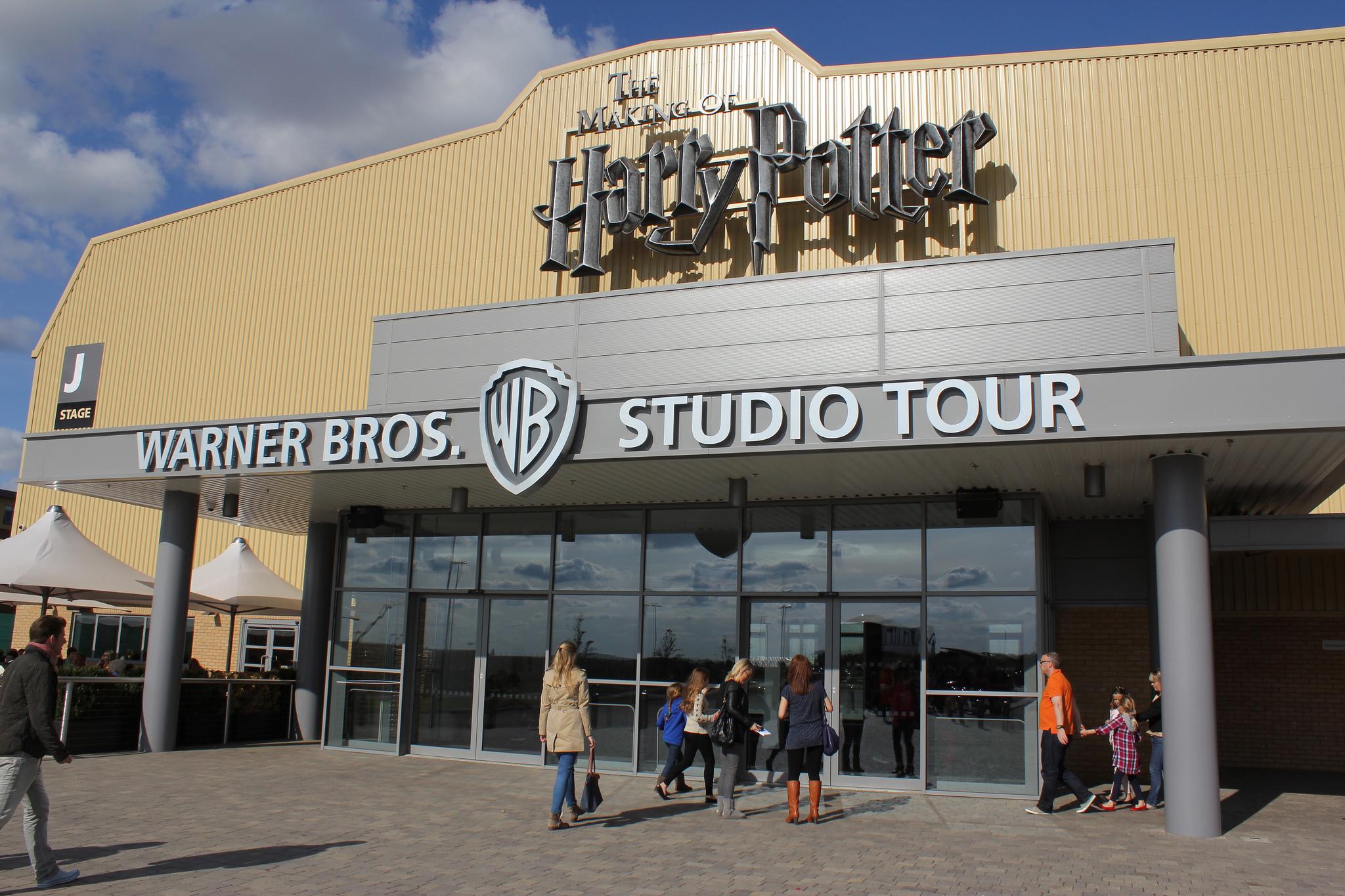 b11 Открыто для магглов: путеводитель для фанатов Гарри Поттера