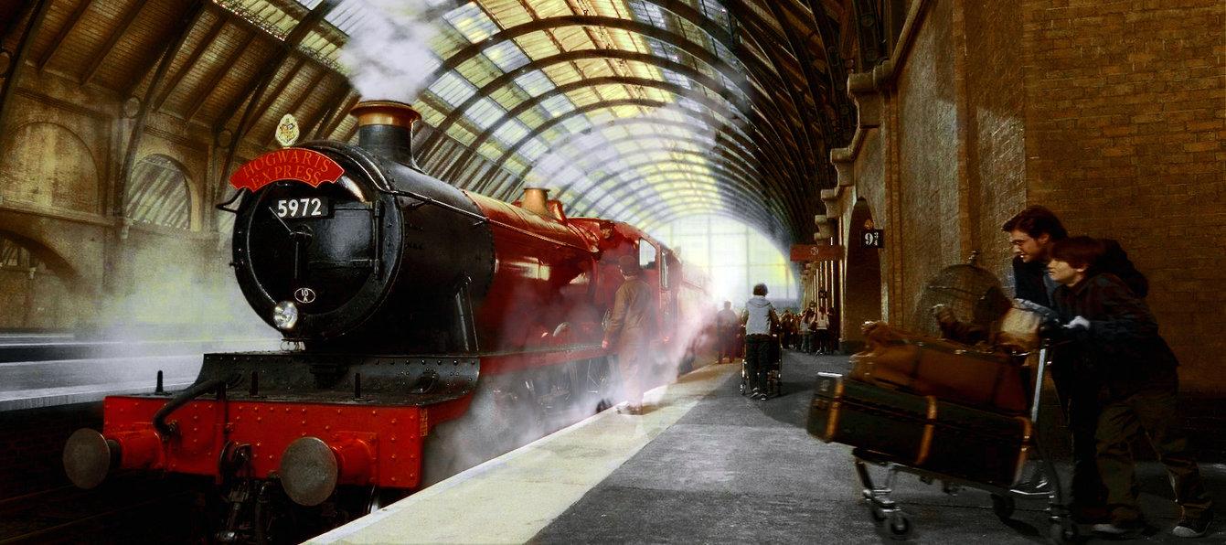 b12 Открыто для магглов: путеводитель для фанатов Гарри Поттера
