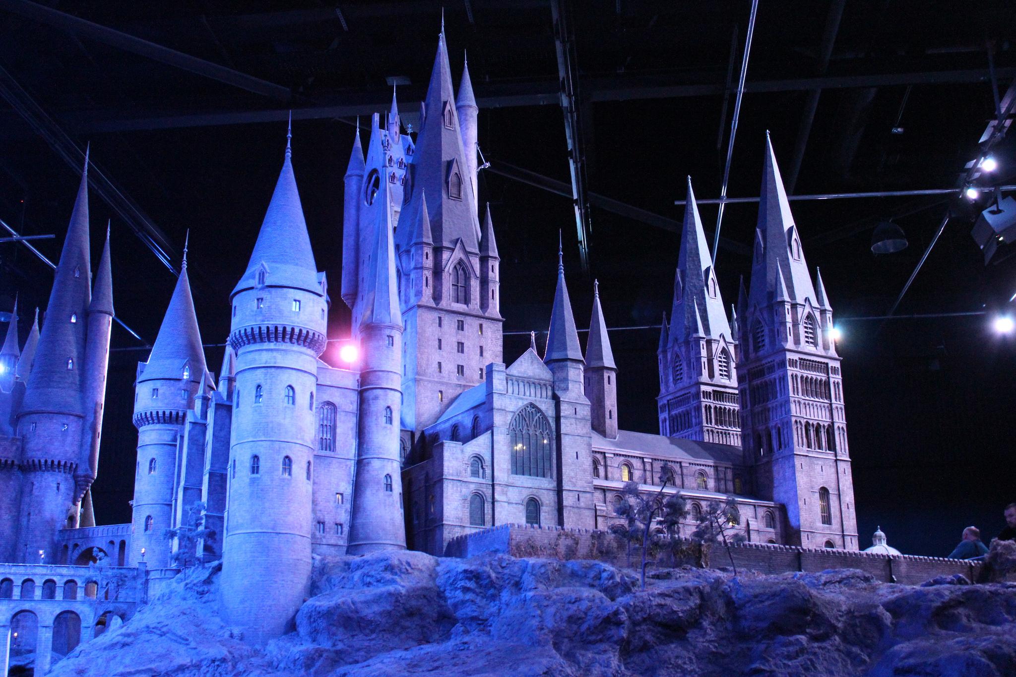 b18 Открыто для магглов: путеводитель для фанатов Гарри Поттера