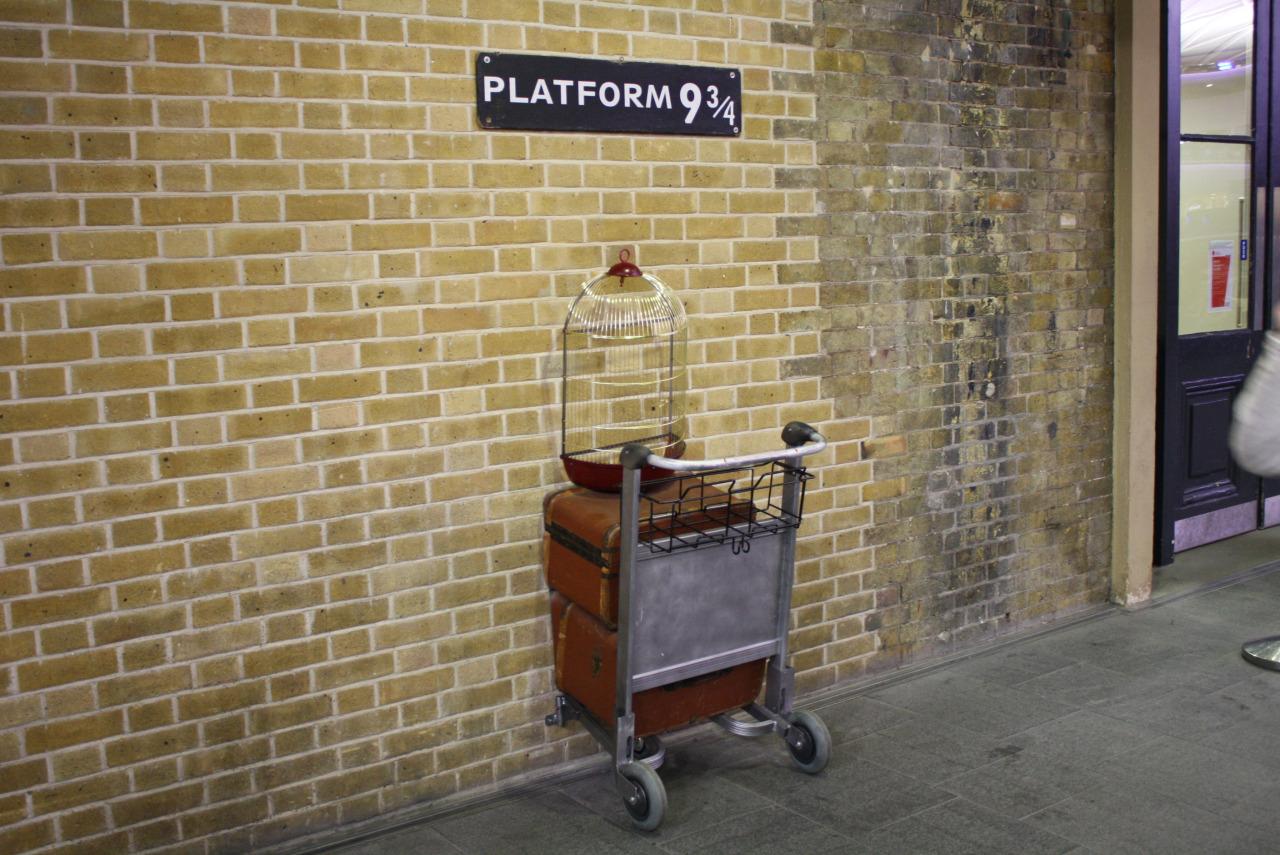 b3 Открыто для магглов: путеводитель для фанатов Гарри Поттера