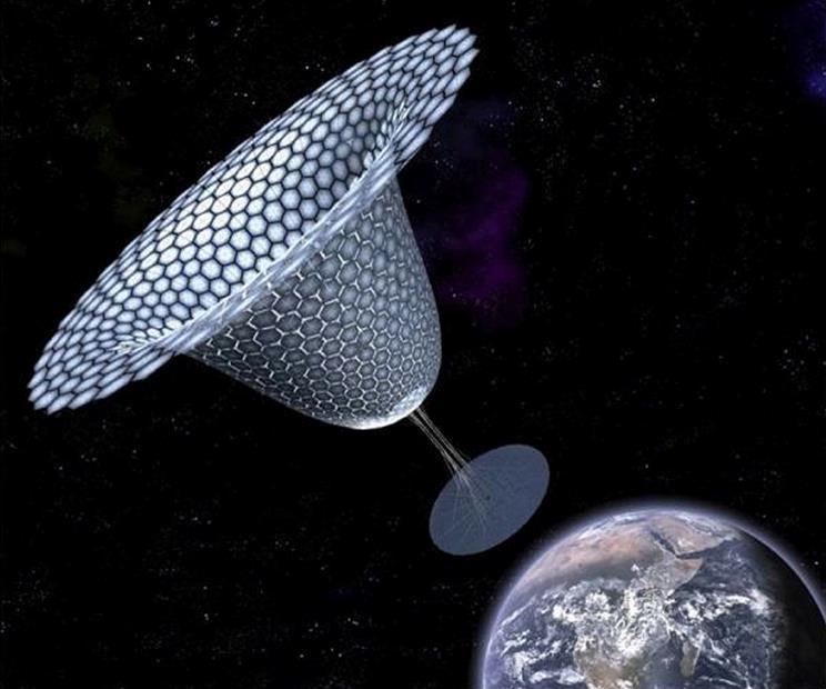 072215 1803 5 Космические солнечные электростанции на базе лазерного канала передачи энергии