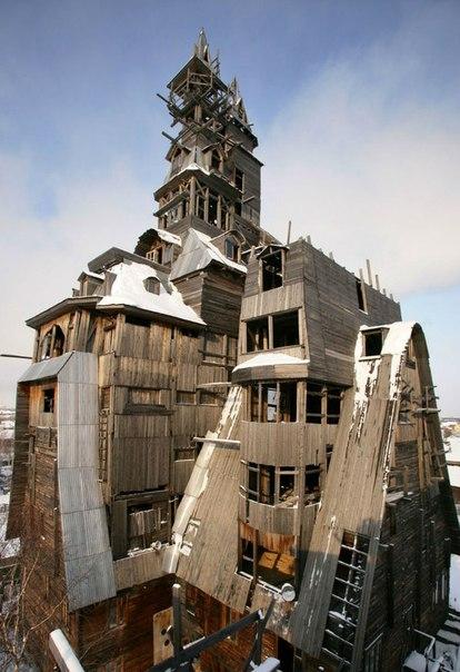 d5 Башни безумцев: знаменитые строители самодуры