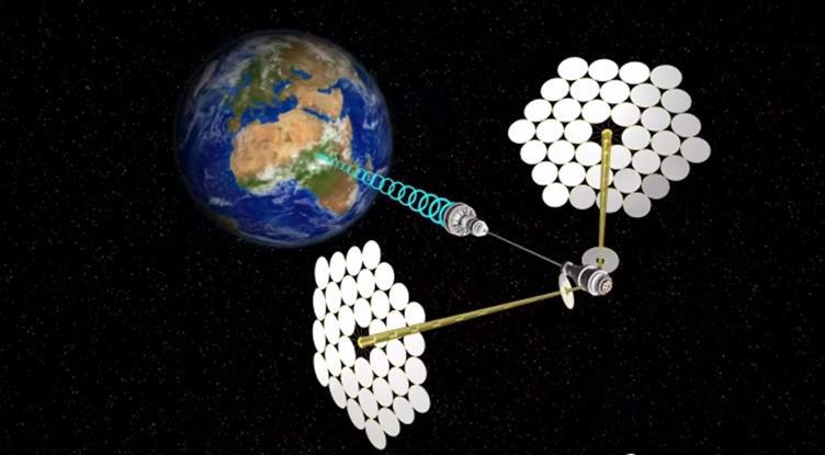 082015 1853 1 Космические солнечные электростанции на базе лазерного канала передачи энергии. Продолжение 1
