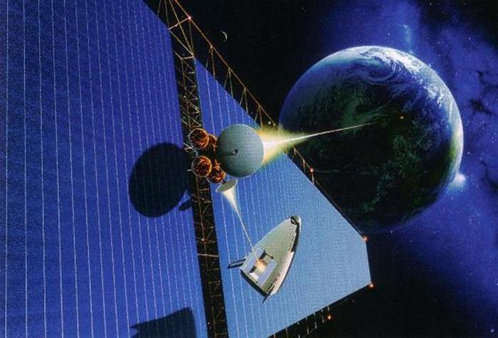 082015 1853 4 Космические солнечные электростанции на базе лазерного канала передачи энергии. Продолжение 1
