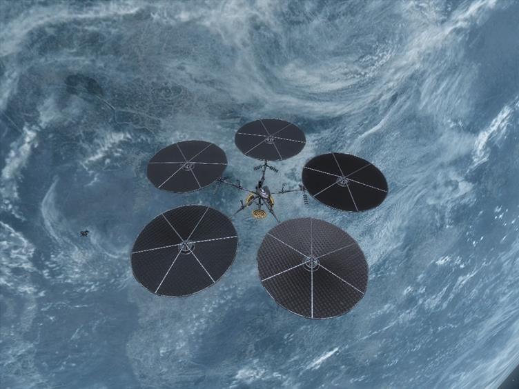 082015 1853 5 Космические солнечные электростанции на базе лазерного канала передачи энергии. Продолжение 1