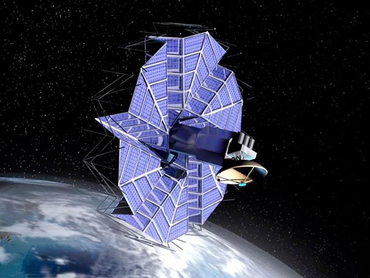 082815 1004 1 Космические солнечные электростанции на базе лазерного канала передачи энергии. Продолжение 2