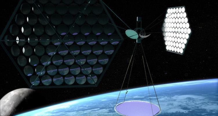 082815 1004 5 Космические солнечные электростанции на базе лазерного канала передачи энергии. Продолжение 3