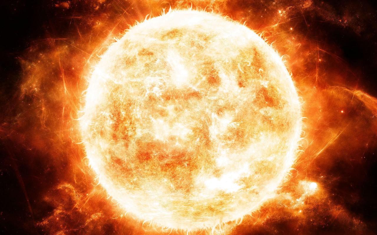 15 Звезда по имени... Солнце