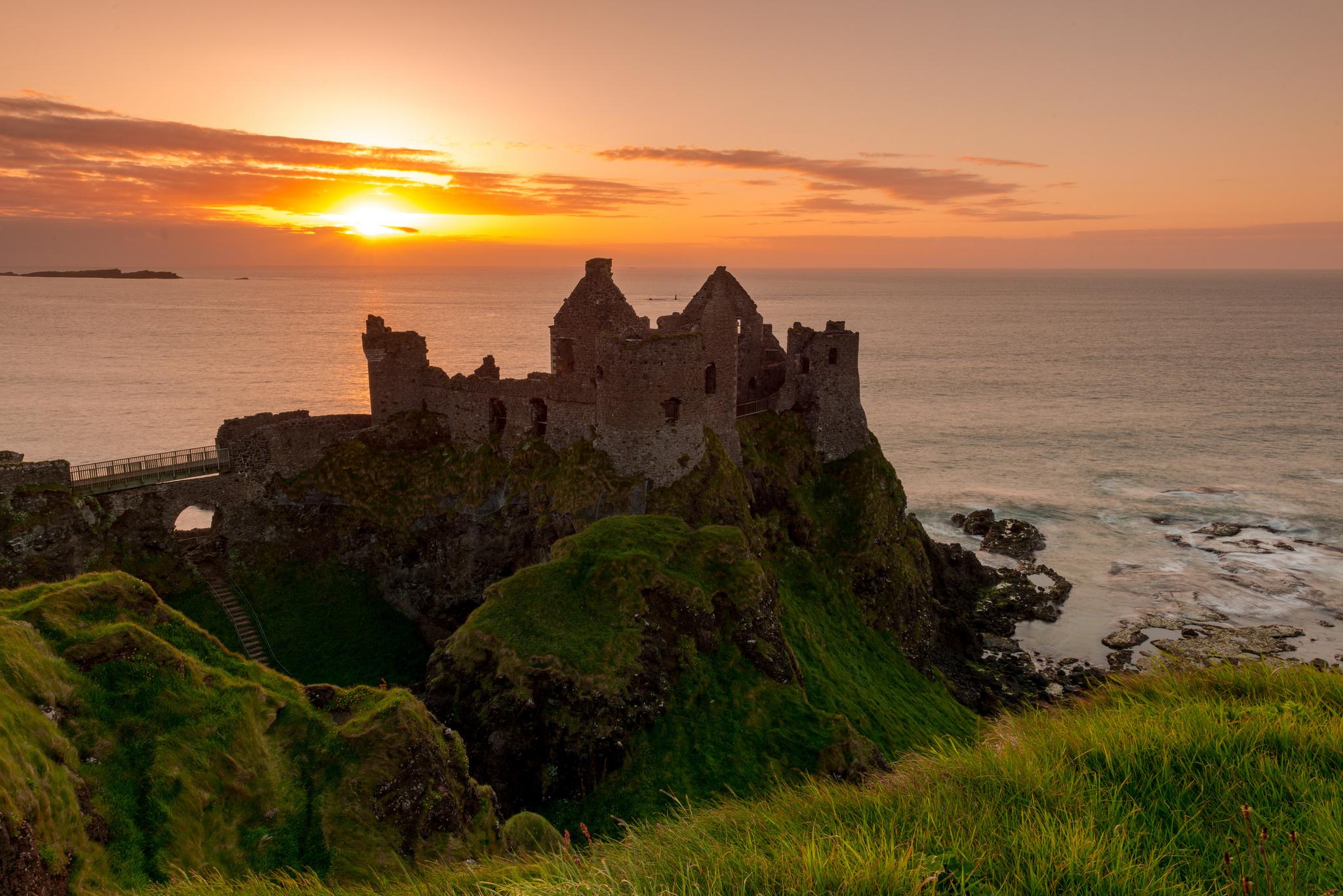 f0 Ирландия мифическая